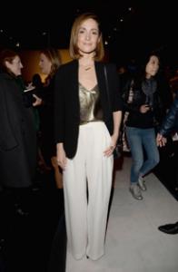 Rose Byrne Milan Fashion Week 2014