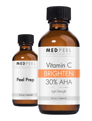 Vitamin C Brightening 30% Peel Light STrength