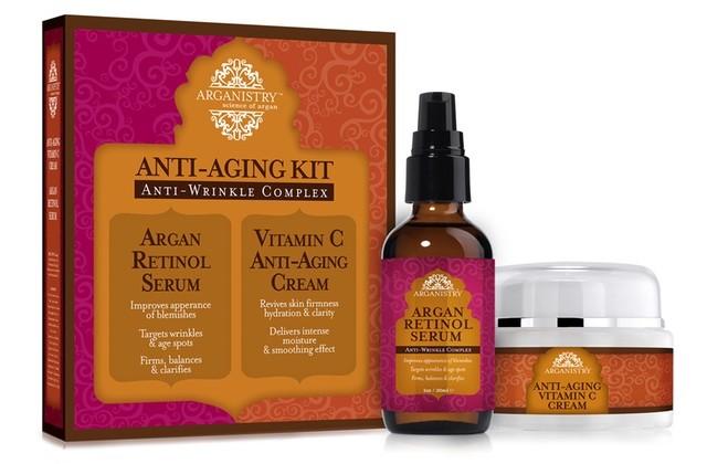 arganistry anti-aging skincare duo